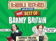 More Best of Barmy Britain: Horrible Histories artist photo