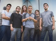 The Contortionist artist photo