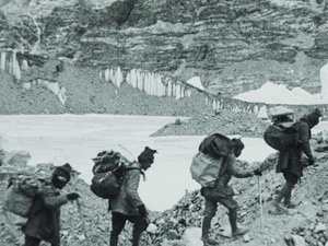 Film promo picture: The Epic Of Everest