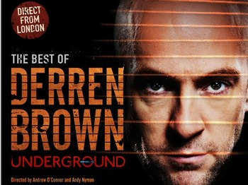 Svengali: Derren Brown picture