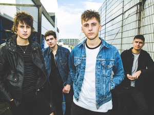 The Sherlocks artist photo