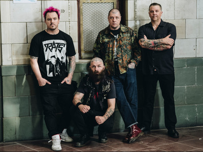 Rancid artist photo