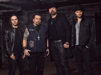 Adrenaline Mob + Voodoo Six picture