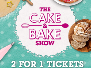 Cake Decorating Competition Tv Show : The Cake & Bake Show Special Offer: 2 for 1 tickets - from ...