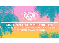 King Tuts Summer Nights 2017 artist photo