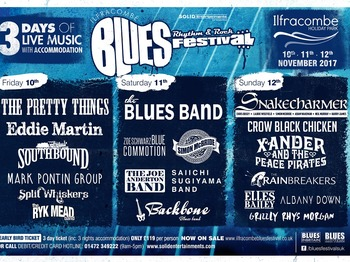 Ilfracombe Blues, Rhythm and Rock Festival 4 picture