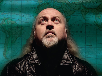 Qualmpeddler: Bill Bailey picture