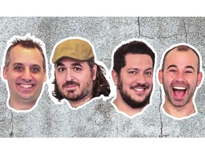 The Tenderloins (Impractical Jokers) artist photo