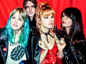 Bleached + Sean Nicholas Savage + The Wharves picture
