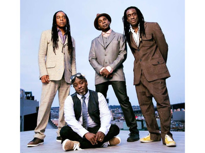 Living Colour artist photo