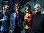The Rolling Stones artist photo