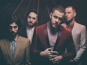 Imagine Dragons + Dan Croll + Atlas Genius picture
