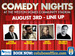 Comedy Club: Chris Brooker, Ross McGrane, Dave Fulton event picture