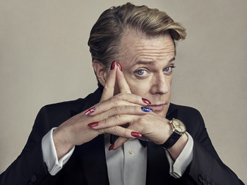 Force Majeure: Eddie Izzard picture