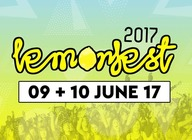 Lemonfest - Win a pair of weekend camping tickets