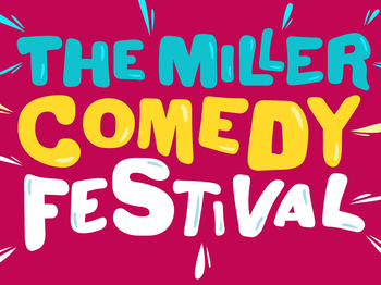 The Miller Comedy Festival: Richard Herring, Ava Vidal, Athena Kugblenu, Rob Thomas picture
