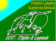 Kington Langley Scarecrow Festival artist photo