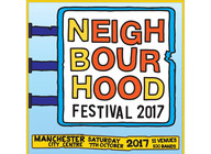 Neighbourhood Festival 2017 artist photo