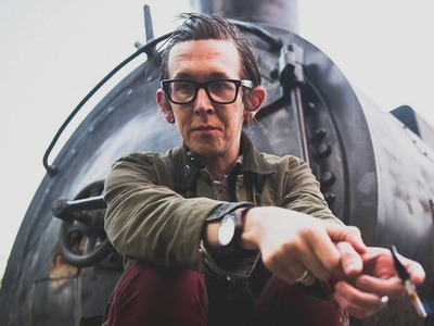 Micah P. Hinson & The Holy Strangers artist photo