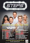 Flyer thumbnail for Party On The Dancefloor Tour: Steps, The Vengaboys, Max Restaino