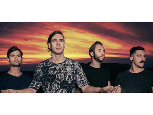 In Hearts Wake artist photo