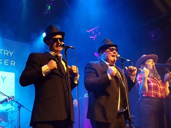 The Official Tribute Blues Brothers picture