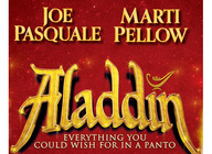 Aladdin: Joe Pasquale, Marti Pellow, Hayley Tamaddon artist photo