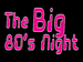 The Big 80's Night: The Doctor (Doctor And The Medics), Re-Wind 80's, DJ Disco Stu event picture