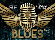 HRH Blues Weekend 4 artist photo