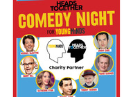 Heads Together Comedy Night For Young Minds: Michael McIntyre, Jimmy Carr, Harry Hill, Frank Skinner, Russell Kane, Katherine Ryan, Tommy Tiernan artist photo