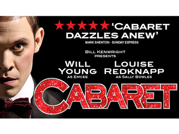 Cabaret (Touring), Will Young picture