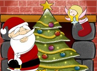 Santa In Love artist photo