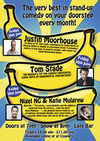 Flyer thumbnail for Top Banana Comedy Club: Justin Moorhouse, Nigel Ng, Katie Mulgrew, Tom Stade