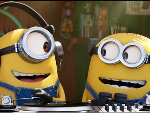 Film promo picture: Despicable Me 3