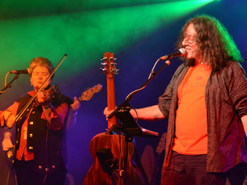 Topic Folk Club: Duncan McFarlane + Anne Brivonese picture