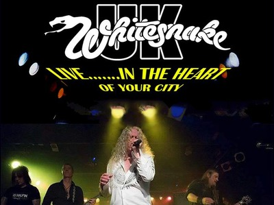 Whitesnake Tour Dates  Usa