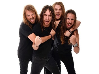 Airbourne + Orange Goblin + The Treatment picture