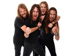 Airbourne artist photo