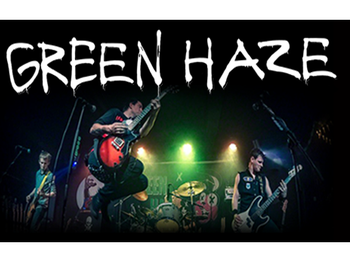 The Pop Disaster Tour: Green Haze, 182 picture