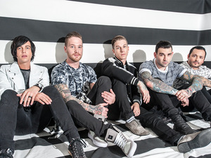 Sleeping With Sirens artist photo