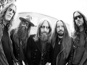 Blackberry Smoke artist photo