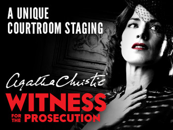 Witness For The Prosecution: Catherine Steadman, Jack McMullen, David Yelland, Patrick Godfrey picture