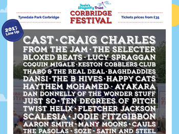 Corbridge Festival 2017 picture