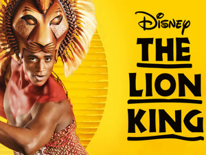Disney's The Lion King artist photo