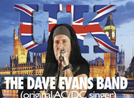 Dave Evans and the Badasses, Dave Evans artist photo
