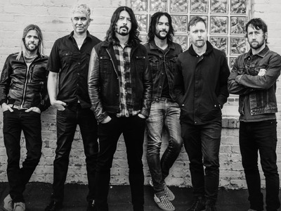 Foo Fighters artist photo