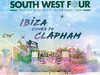 South West Four - Win a pair of day tickets + the chance to win a trip to Ibiza