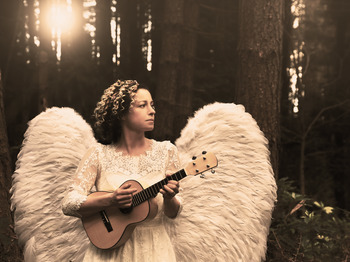 At Christmas: Kate Rusby picture