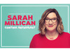 Sarah Millican announced 127 new tour dates