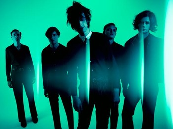 The Horrors picture